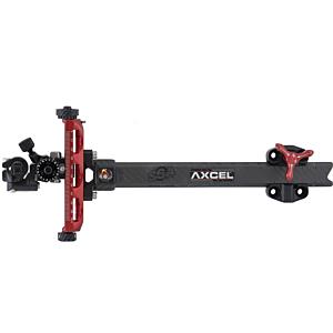 "AXCEL - VISOR ACHIEVE XP UHM CARBON 9"""