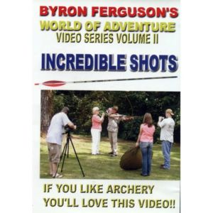 BEIER – DVD BYRON FERGUSON WORLD OF ADVENTURE VOLUME II