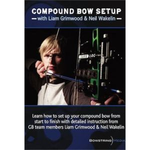 BOWSTRING – DVD – COMPOUND BOW SETUP LIAM GRIMWOOD