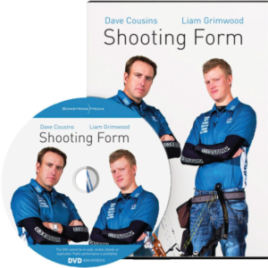 BOWSTRING – DVD – COMPOUND BOW SHOOTING FORM WITH LIAM GRIMWOOD