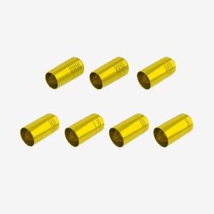 GOLD TIP – DOCENA NOCK COLLARS 166 PARA TUBOS TIP PIERCE