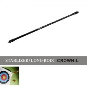 DECUT – ESTABILIZACION CARBON LONG ROD CROWN KS-L