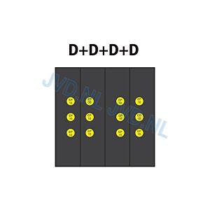 ELEVEN – PARAPETO ECO D+D+D+D