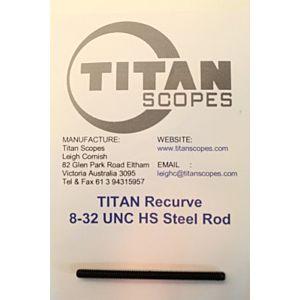 TITAN – REPUESTO ESPARRAGO INDICE ROSCA 8/32