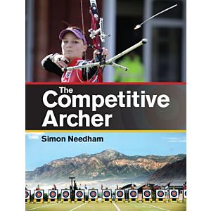 "CROWOOD BOOK – LIBRO ""THE COMPETITIVE ARCHER"""