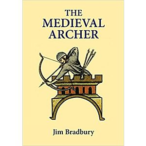 "GALIARCO – LIBRO ""THE MEDIEVAL ARCHER"" (ENGLISH)"